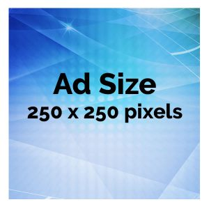 250 x 250 ad for sale